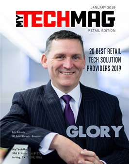 MYTECHMAG Magazine Retail Edition Jan 2019