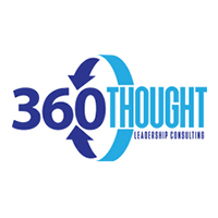 360 Thought Leadership Consulting Logo